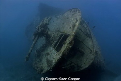SS Thistlegorm by Cigdem-Sean Cooper 